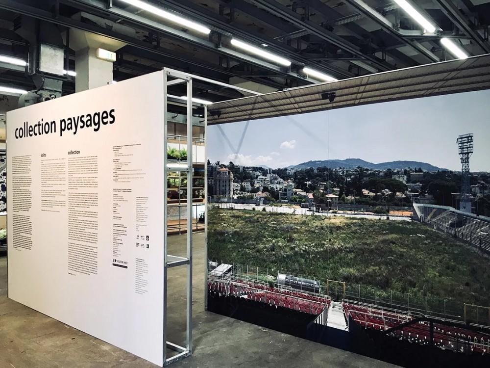 "Exposition ""collection paysages"" au 109"