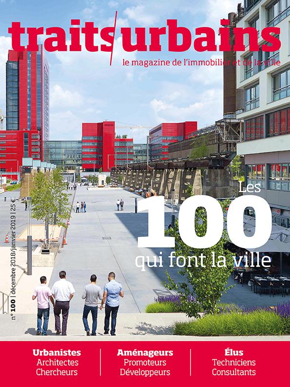 traits urbain : les 100 qui font la ville