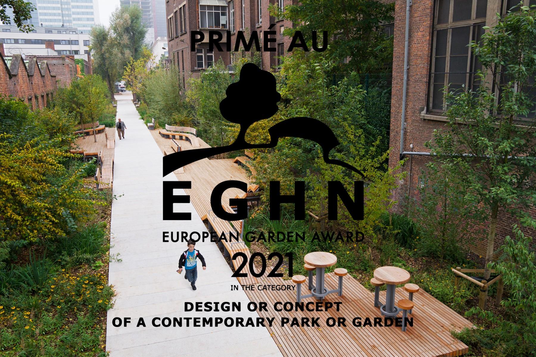 Prix EGHN - Parc de la Senne